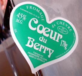 coeur du berry