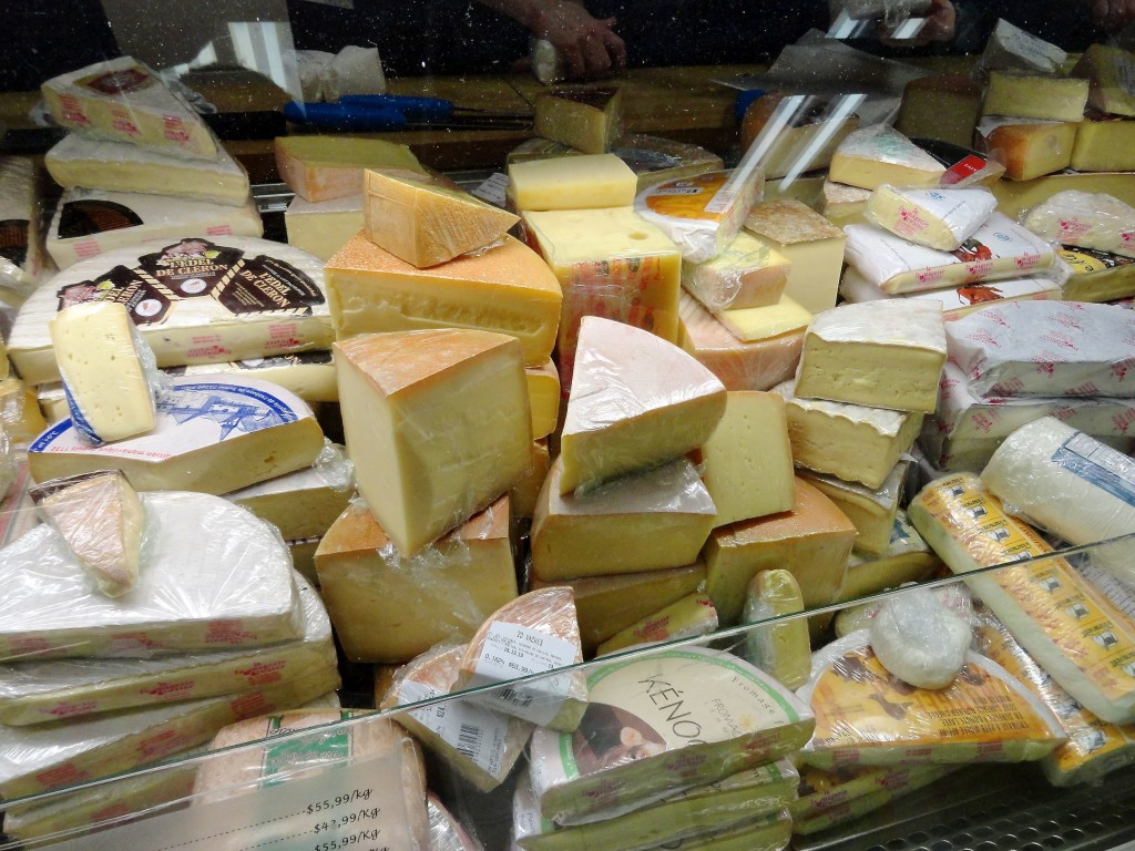 The Fromagerie at Atwater Market.