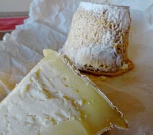Check out the paste! and the rind! Together!
