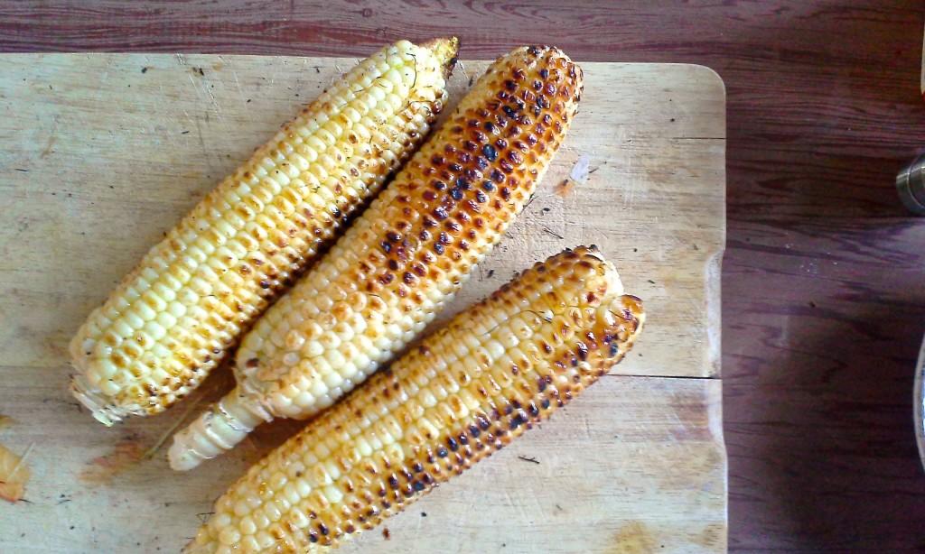 Corn corn corn.