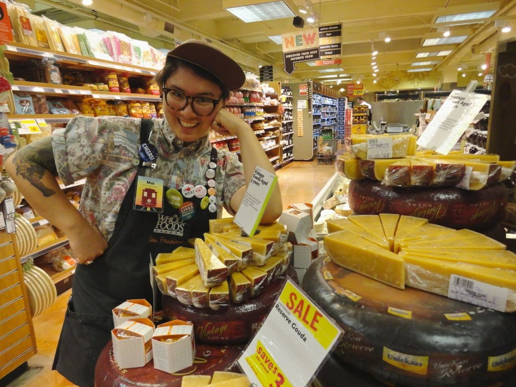 Your local cheesemonger. Your best friend in cheese.