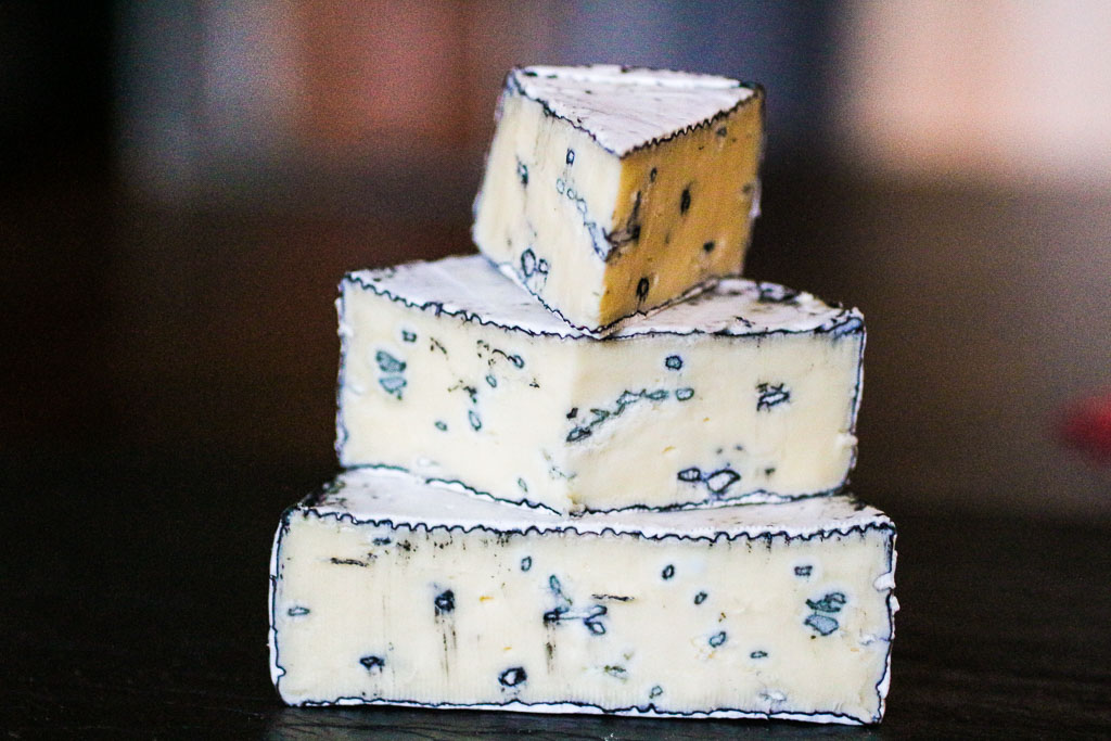 I can't stop looking at this cheese!