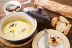Baked Camembert Recipe and Giveaway