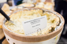 Guffanti Gorgonzola Dolce Cremificato. Heaven.