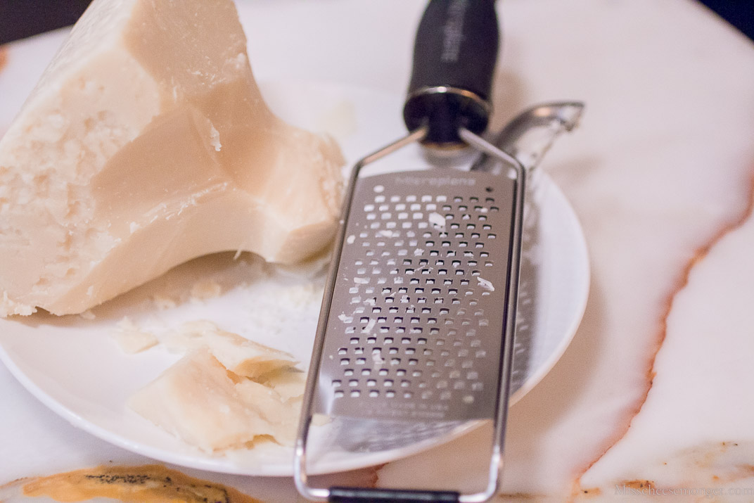 How much Pecorino Romano do you love grated onto your dishes?