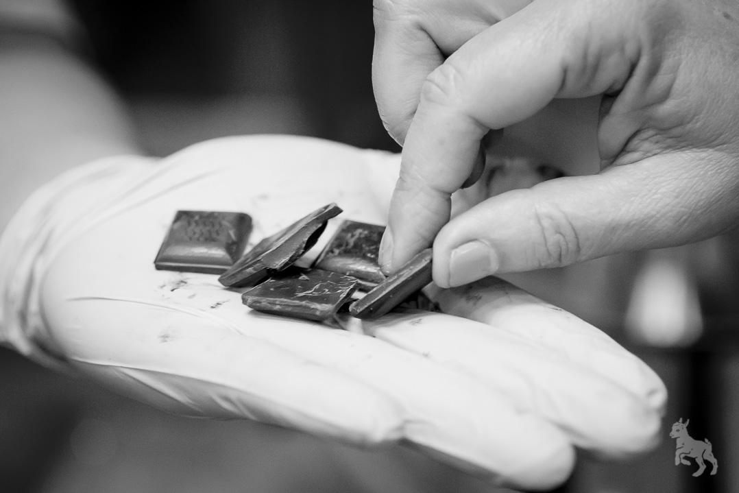 Have a taste of Mantuano, Venezuela, chocolate.