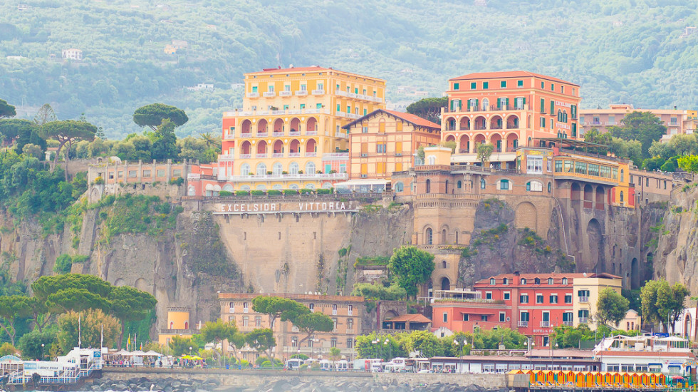 Travel: Our First Day In Sorrento, Italy!