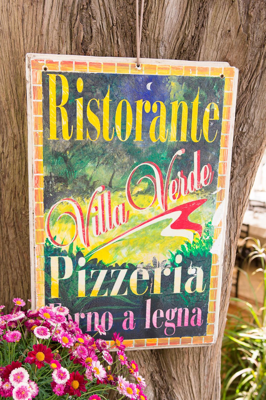 Villa Verde for lunch!