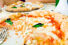 Pizza in Napoli! There is so much to experience in this beautiful city.