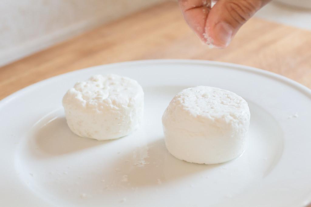 Homemade Fresh Chèvre From Kitchen Creamery by Louella Hill. Misscheesemonger.com