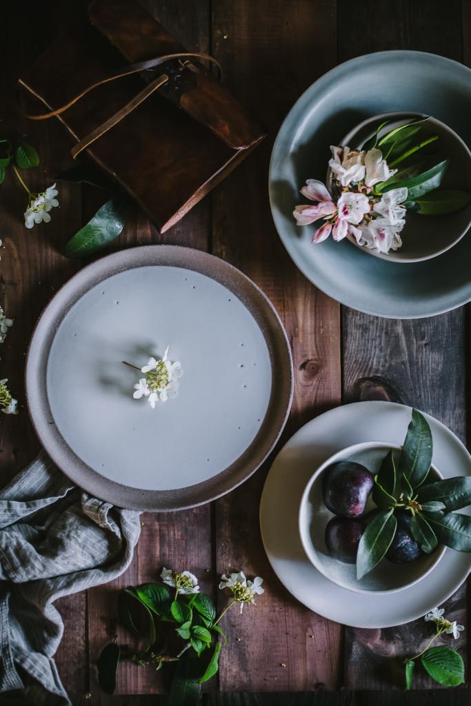 Felt + Fat Tableware. Interview on misscheesemonger.com. Photo by Eva Kosmas Flores.
