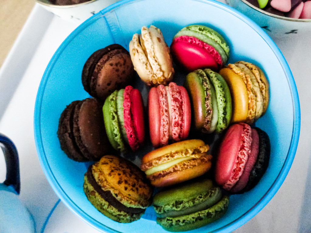 Pierre Hermé macarons. In my mind, the only macarons! misscheesemonger.com.