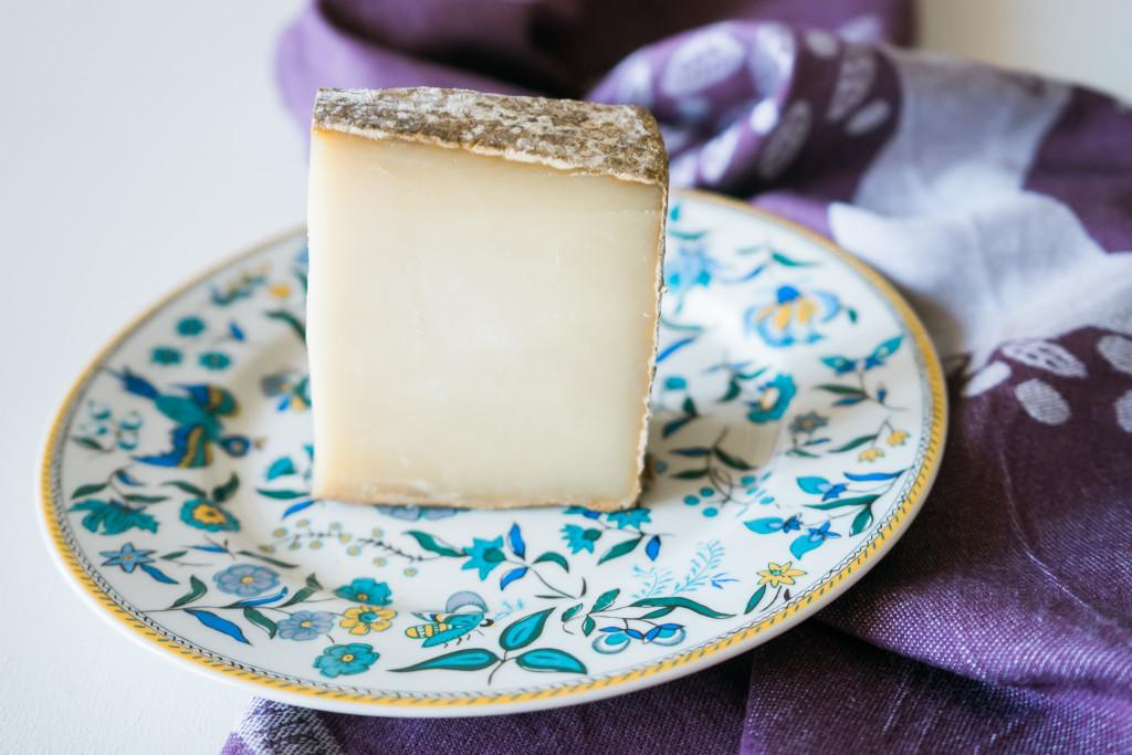 Goat cheddar Trivium by Creamery 333. On misscheesemonger.com.