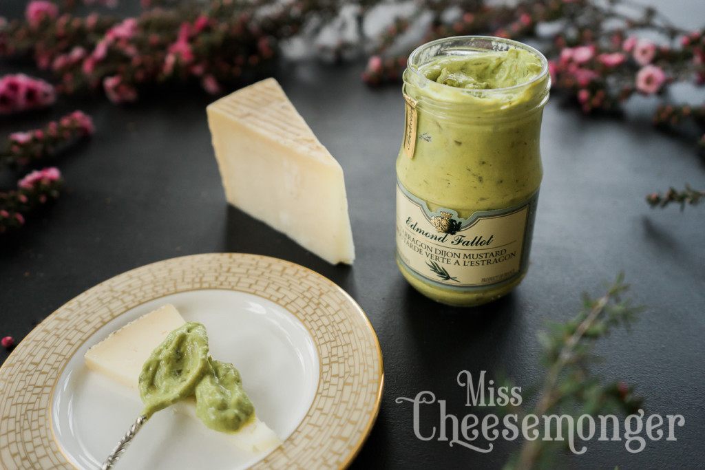 A Springtime cheese board on misscheesemonger.com