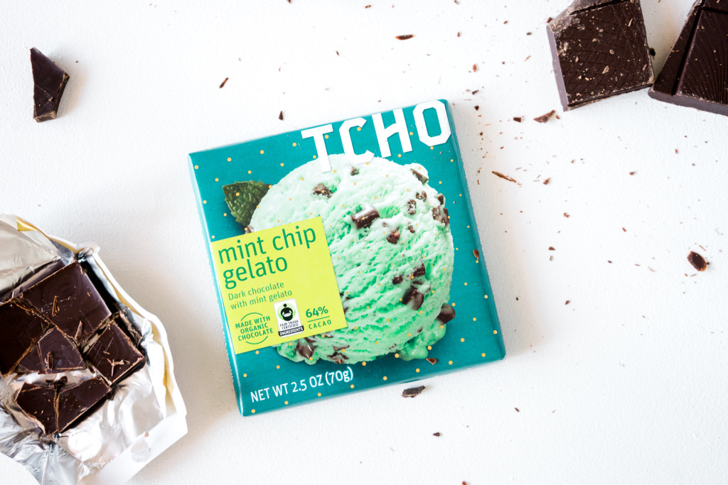 Mint chip gelato.  A Taste of Tcho Chocolate: By San Francisco food photographer Vero Kherian at misscheesemonger.com.