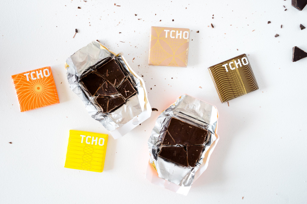 Single origin chocolate at Tcho. ||| Du chocolat à origine unique de Tcho. A Taste of Tcho Chocolate: By San Francisco food photographer Vero Kherian at misscheesemonger.com.