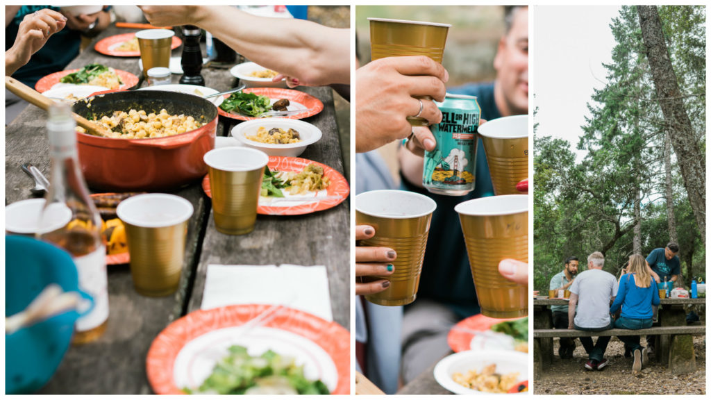 An epic picnic recipe with Annie's Homegrown. Photo by Vero Kherian for misscheesemonger.com.