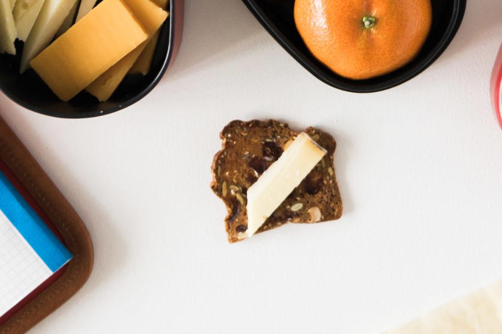 Back To School Cheese Lunch on misscheesemonger.com.