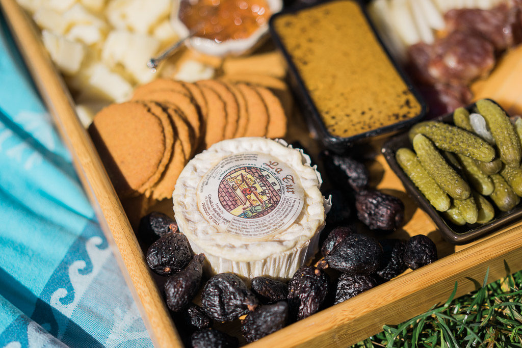 An Epic Birthday Cheese Plate Breakdown. By Vero Kherian on misscheesemonger.com.