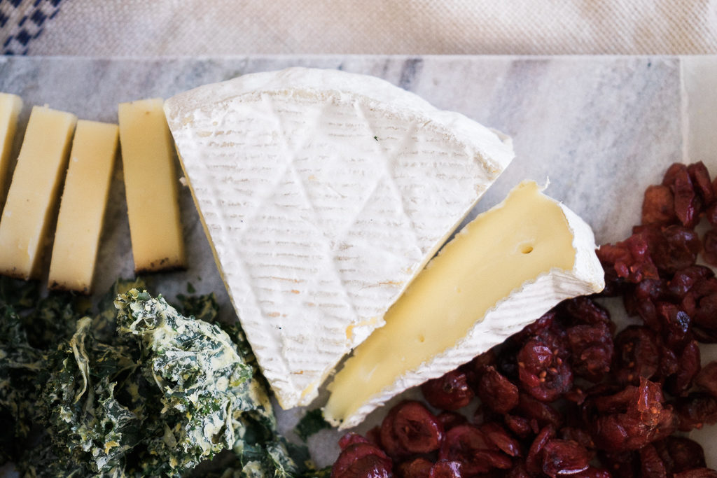 American Cheeses To Serve Your Guests. By Vero Kherian on misscheesemonger.com.