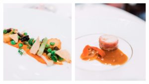 Dining atChef Thomas Keller's restaurant The French Laundry in Yountville. By Vero Kherian for misscheesemonger.com.