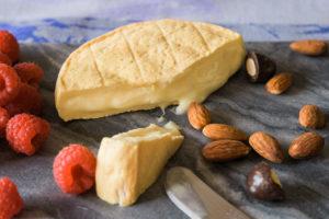 A pause gourmande cheese plate. By Vero Kherian on misscheesemonger.com.