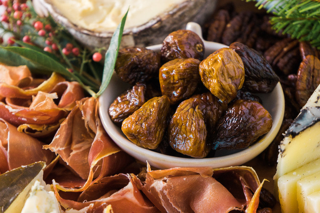 Whatever is in these figs is pretty addictive. Tell me your secrets, Italian fig maker brothers! An unforgettable holiday cheese board with Cheese Plus. By Vero Kherian for misscheesemonger.com.