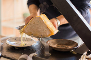 A Holiday Party For Cheese Lovers: Raclette. By Vero Kherian. misscheesemonger.com.