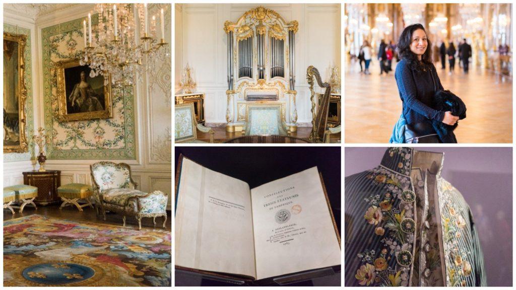 Visiting Le Château de Versailles : Ore et Or. Vero Kherian for misscheesemonger.com.